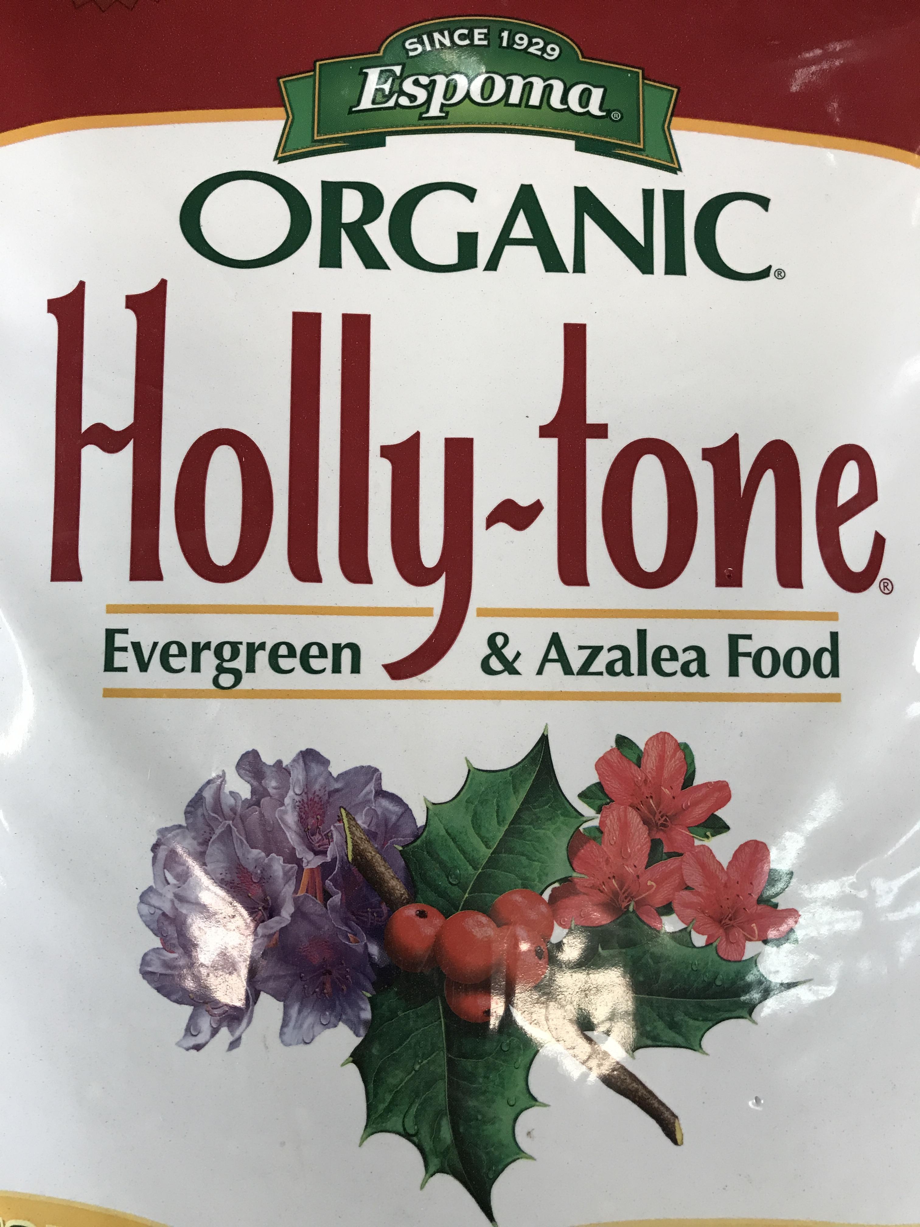 holly tone - Atlantic Nursery & Garden Shop
