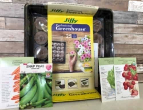 Seed Starting Kit Instructions